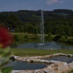 Tambre Golf balsas agua green 11